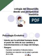 La Psicología Del Desarrollo Desde Una Perspectiva Histórica
