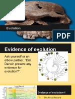 4-Evidence of Evolution