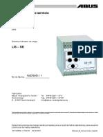 Sistema Indicador de Carga LISS SE - ABUS