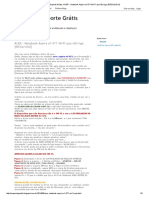 Notebook Aspire e1-571 WI-FI Que Não Liga