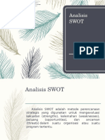 Analisis SWOT KPK