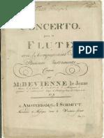 F.devienne FluteConcerto D Major No.2