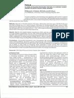 Factors Influencing Blood Pressure Control in Chronic Kidney Disease Patient in Ilorin Nigeria