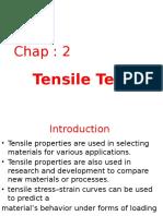 CHap 2-Tensile Testing