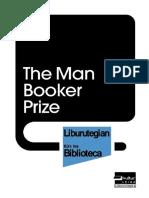 Man Booker Saria Gida -- Guía de los premios Man Booker