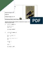 Calculo. Granville-Smith-Longley. Soluciones Problemas Pag 34