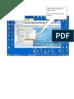 Create Shortcut in Desktop