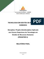 Relatório Final Prointer II Oficial
