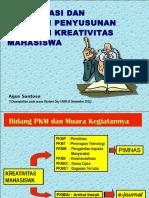 PKM Student Day (3 Desember 2011)