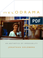 Melodrama by Jonathan Goldberg