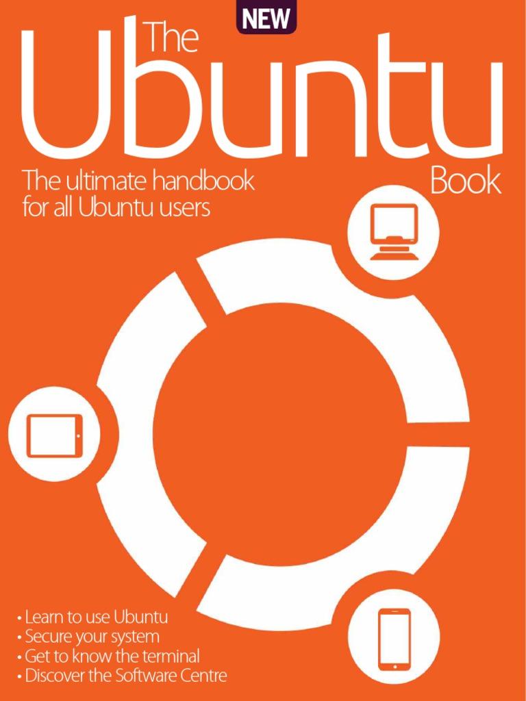 The Ubuntu Book 1th Edition 2016 - DeLUXAS | Ubuntu (Operating