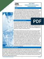 EPA Fact Sheet Pfoa Pfos Final