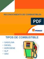 Reconocimiento de Combustible Primax