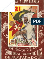 1954 - Libro Oficial de Fiestas de Moros y Cristianos de Ibi