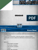 Fundamentos de Lubricacion- Grasas