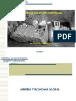 Clase01_2013_I Introduccion y Procesos Mineros