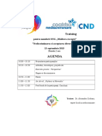 Seminar de Instruire MA CND