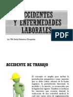 Clase 6 Tipos d Accidentes y Enfermedades Laborales