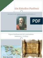 Introducción Estudios Paulinos