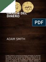 Origen Del Dinero1