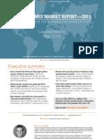 SuperData Global Games Market Report May2015