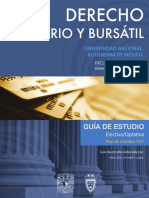 Derecho Bancario Bursatil 7 Semestre