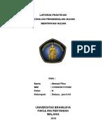 laporan praktikum Gulma