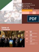 2015-16 Updated Legislative Agenda - May 2016