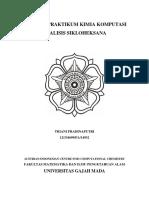 Analisis Sikloheksana