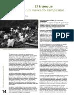 Articulo - El Trueque y Mercado Campesino (Revista Leisa)