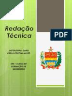 Apostila Redação Técnica e Dificuldades - PM