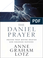 Daniel Prayer Sample