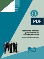 Tratamientos Contables y Tributarios de Los Costos de Produccion