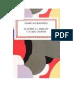Dostoievski Fiodor - El Bufon El Burgues Y Otros Ensayos