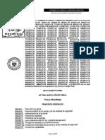 Nuevo texto sustitutorio del Proyecto del Código Penal- 19 de mayo del 2016