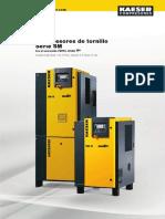 Kaeser Compresores de tornillo Serie SM