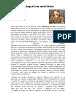 Bibliografía de Adolf Hitler