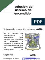 Evolución Del Sistema de Encendido Ppt