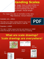 scale factor and scale drawings