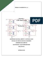 Trabajo Colaborativo 2 - ELECTRICIDAD Y ELECTROMAGNETISMO