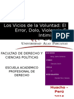 Vicios de La Voluntad1