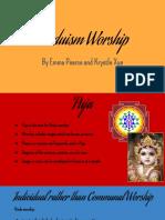 hinduism worship  2