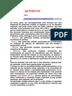 Agentes Químicos - Aerodispersóides