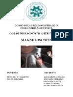 Relazione MAGNETOSCOPIA