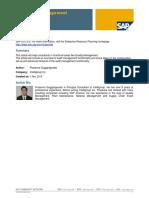 Audit Management SAP