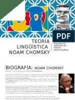 Teoría de Noam Chomsky