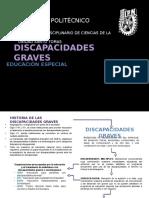 Cuadro Discapacidades Graves