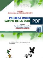 1.1 Campo de La Ecología