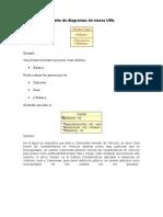 Diagrama de Clase UML
