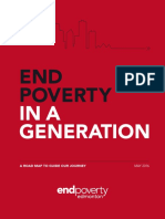 End Poverty Roadmap